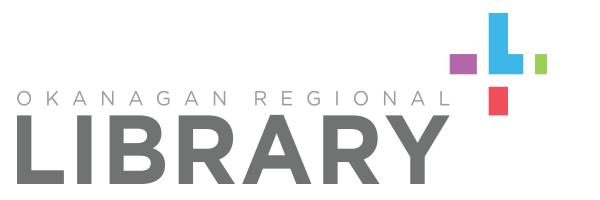 Okanagan Regional Library – Kelowna Branch