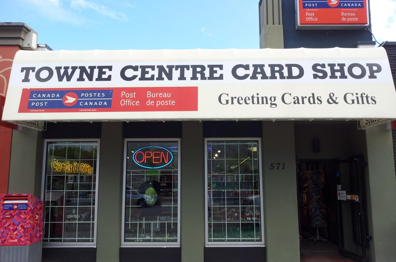 Towne Centre Postal Services & Card Shop