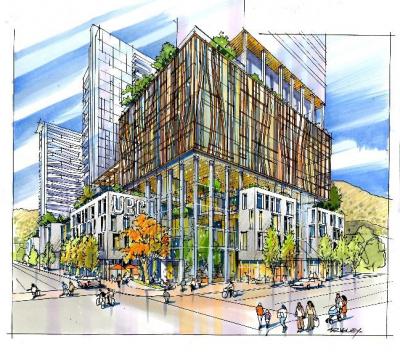 UBCO Downtown Campus